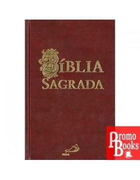 BÍBLIA SAGRADA BORDEAUX -...