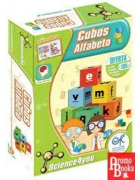 CUBOS ALFABETO