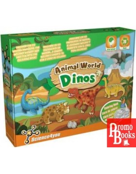 ANIMAL WORLD - DINOS