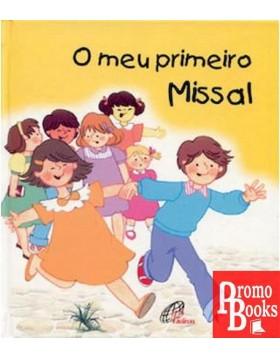 O MEU PRIMEIRO MISSAL