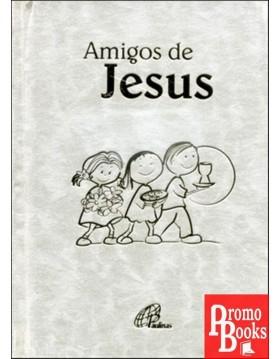 AMIGOS DE JESUS - BRANCO