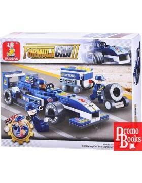 RACING TEAM: BLUE