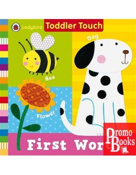 LADY BIRD TODDLER TOUCH...