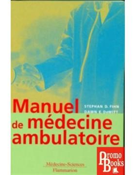 MANUEL DE MÉDICINE AMBULATOIRE
