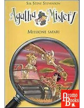 AGATHA MISTERY 8 - MISSIONE...