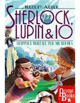 SHERLOCK, LUPIN & IO 18 -...