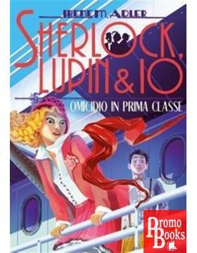 SHERLOCK LUPIN & IO 19 -...