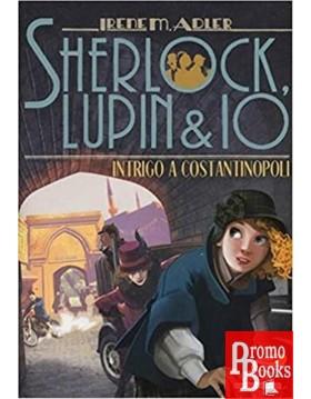 SHERLOCK LUPIN & IO 20 -...