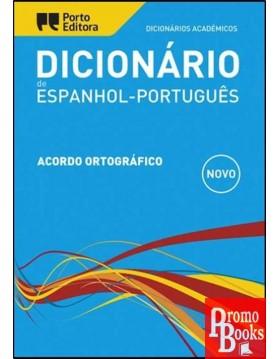 DIC.DE ESPANHOL-PORTUGUÊS