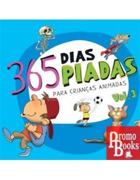 365 DIAS, 365 PIADAS VOL.3