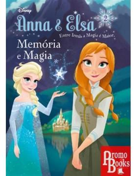 ANNA E ELSA 2: MEMÓRIA E MAGIA