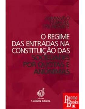 O REGIME DAS ENTRADAS NA...