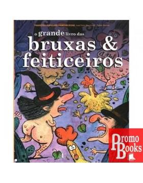 O GRANDE LIVRO DAS BRUXAS E...