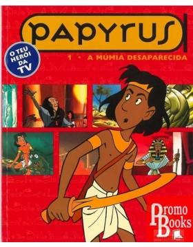 PAPYRUS1: A MÚMIA DESAPARECIDA