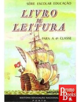 LIVRO DE LEITURA 4CLASSE