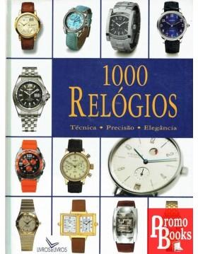 1000 RELOGIOS