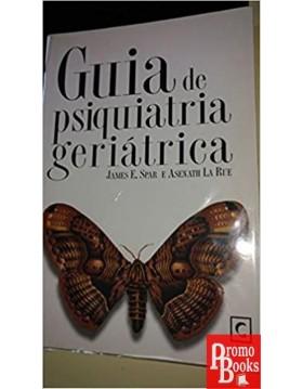 GUIA DE PSIQUIATRIA GERIÁTRICA