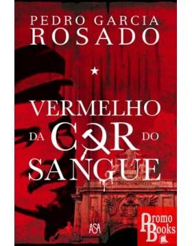 VERMELHO DA COR DO SANGUE