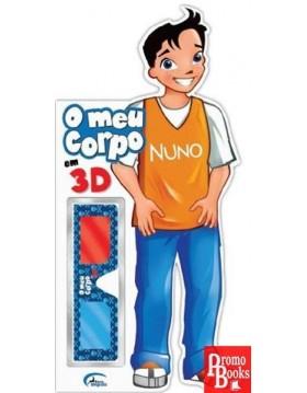 O MEU CORPO EM 3D (MENINO)