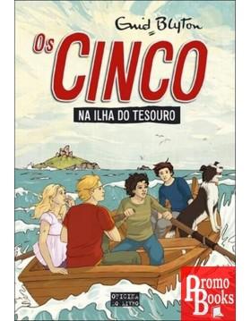 OS CINCO 1 - NA ILHA DO...