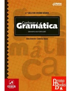 CONHECER A GRAMÁTICA - 3º...