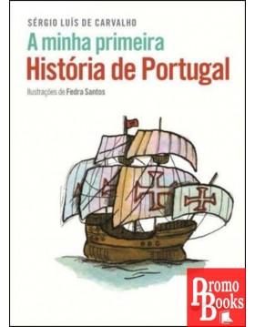 A MINHA PRIMEIRA HISTÓRIA...