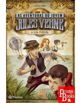 AS AVENTURAS DE JULES VERNE...