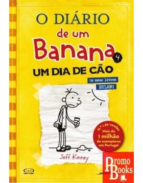 O DIÁRIO DE UM BANANA 4: UM...