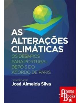 AS ALTERAÇÕES CLIMÁTICAS -...