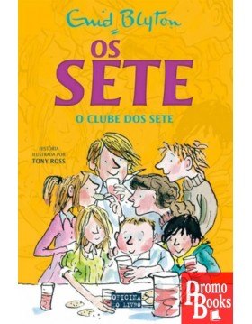 OS SETE 1: O CLUBE DOS SETE...