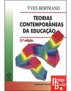 TEORIAS CONTEMPORÂNEAS DA...