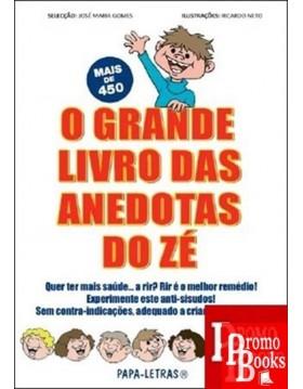 GRANDE LIVRO DAS ANEDOTAS...