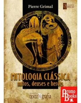 MITOLOGIA CLÁSSICA BOLSO