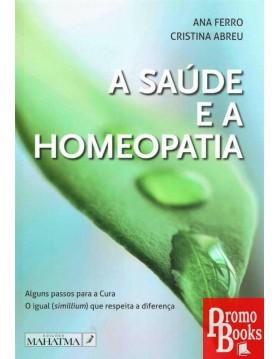 A SAÚDE E A HOMEOPATIA