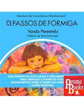 13 PASSOS DE FORMIGA