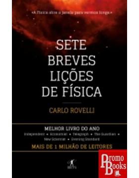 SETE BREVES LIÇÕES DE FISICA