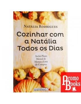 COZINHAR COM A NATÁLIA...