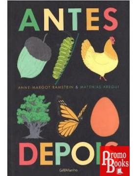 ANTES, DEPOIS